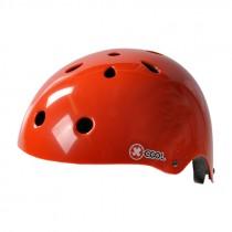 Pyöräkypärä X-COOL punainen, 54-58cm, säätöpanta