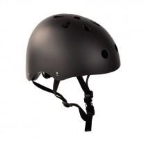 Pyöräkypärä X-COOL, musta, 48-54, säätöpannalla