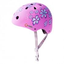 Pyöräkypärä X-COOL Pinkki, 54-58cm, säätöpanta
