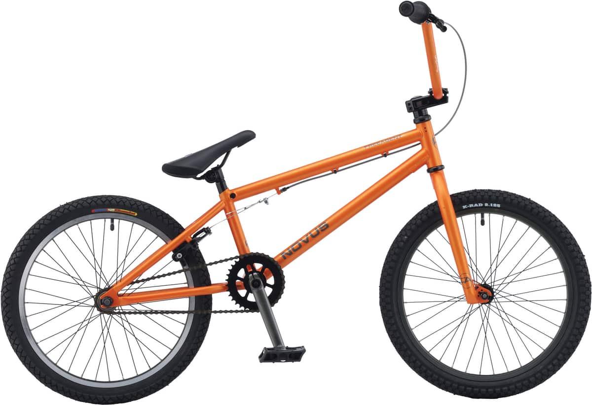 Free Agent Novus Orange