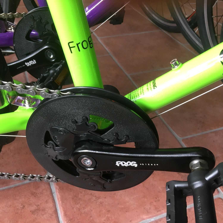 Frog Bikes Ketjusuoja
