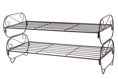 KENKÄTELINE METALLI 2-KERR. 183882