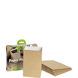 ISTUTUSRUUKKU Paperpot 1,2ltr 8kpl 5716