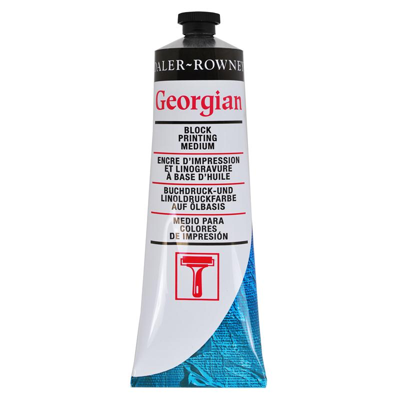 Block Printing Medium 250ml Georgian