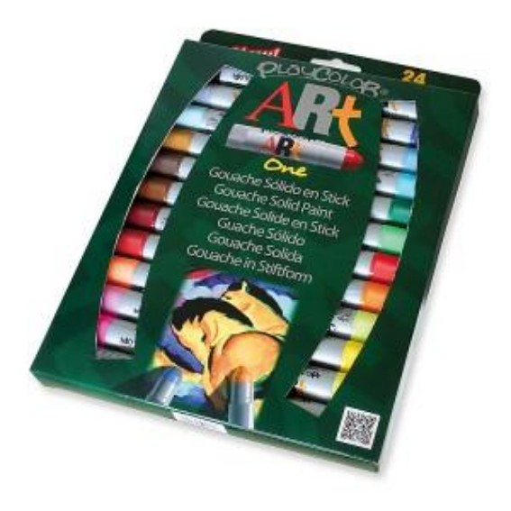 Playcolor Art One 24 kpl