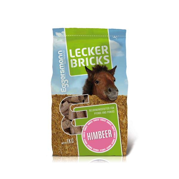 Eggersmann Lecker Bricks vadelma