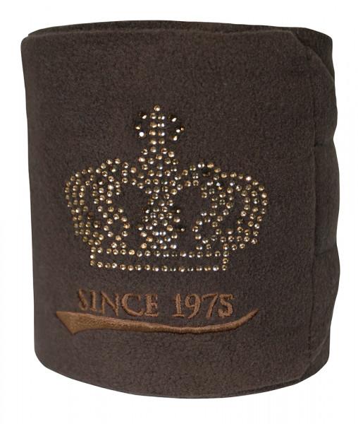 Pfiff fleecepintelit kruunu-logolla