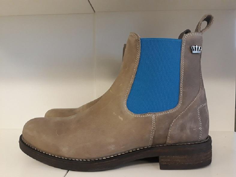 Gaucho Harmaa - Jousto kirkas sininen (electric blue)