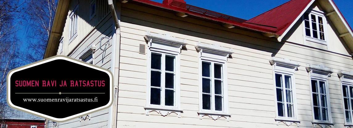 Suomen Ravi ja Ratsastus