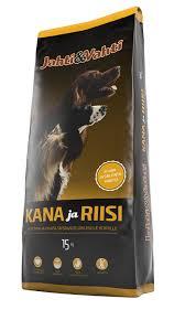 Jahti&Vahti Kana ja Riisi 15 kg