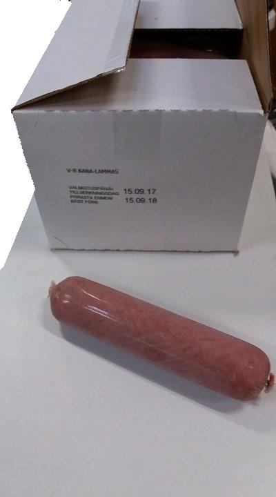 Kana - Lammas jauhelihaseos 0,5kg Vauhti-Raksu