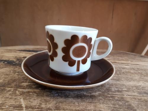 Arabian Miranda kahvikuppi+tassi