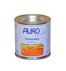 Auro työtasoöljy