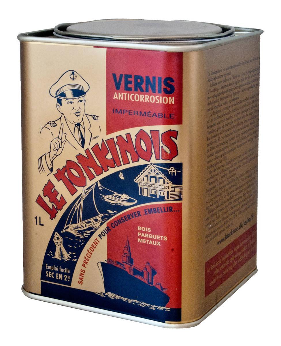 Vernis Le Tonkinois-lakka