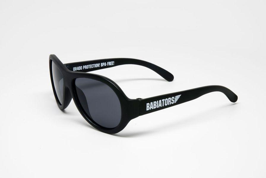 Babiators Original Black Ops Black | Lasten Aurinkolasit