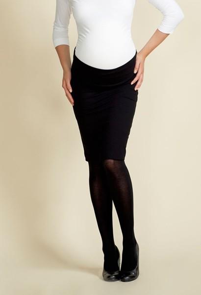 Musta Äitiyshame M Skirt | Boob