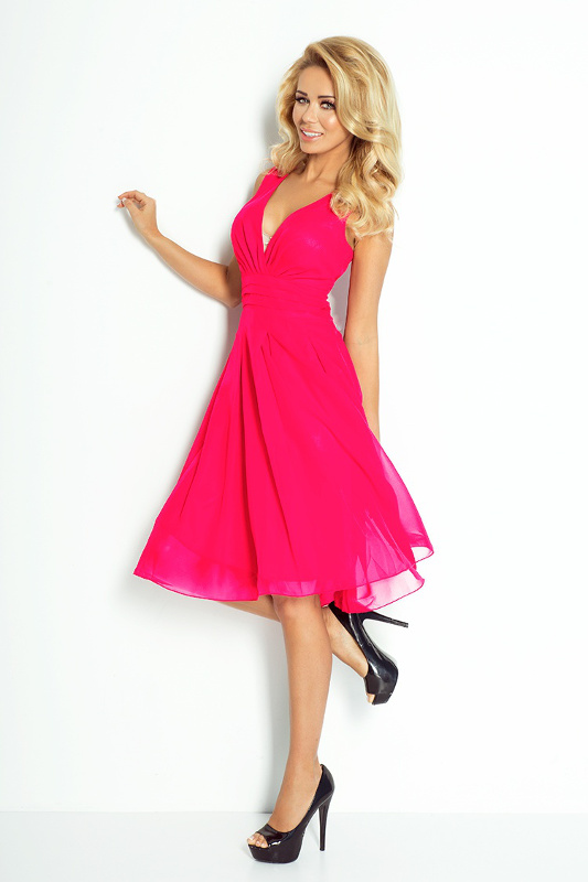 Juhla Imetysmekko Numoco 35-7 Pink