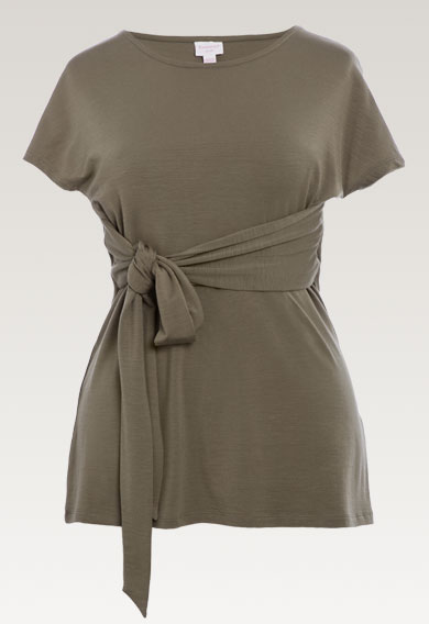 Boob Design Imetyspaita 00173-5756 Alia Olive