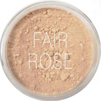 Mini Loose Foundation : Fair Rose