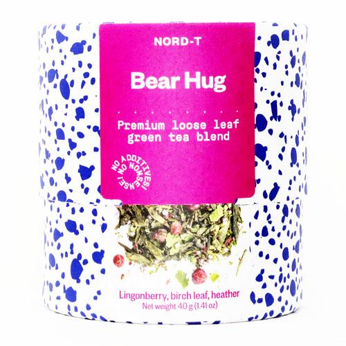 NORD-T Bear Hug, vihreä tee
