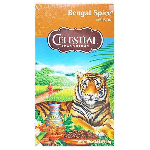 Celestial Bengal Spice 20 pss