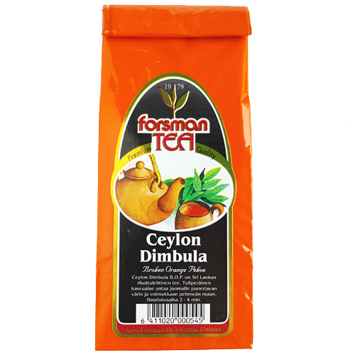 Ceylon Dimbula 100g