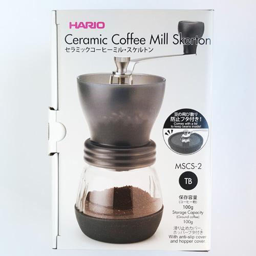 Hario Skerton kahvimylly