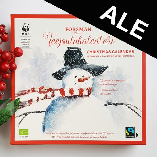 Forsman Joulukalenteri Lumiukko