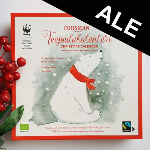 Forsman Joulukalenteri Jääkarhu