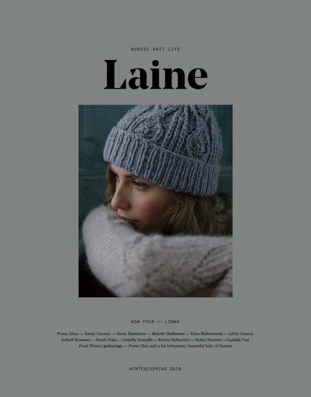 Laine Magazine 4