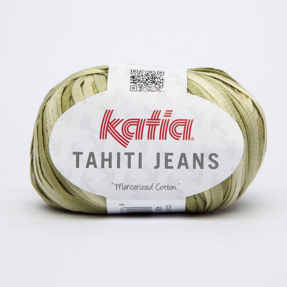 Katia Tahiti Jeans vihreä