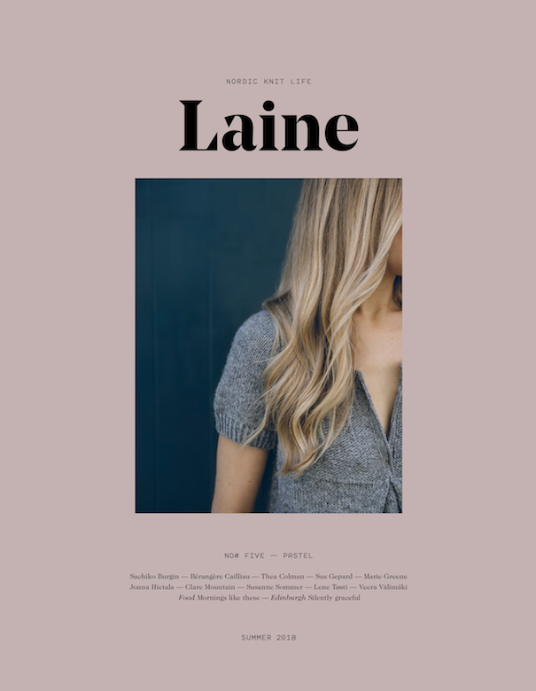 Laine Magazine 5 - ENNAKKOMYYNTI