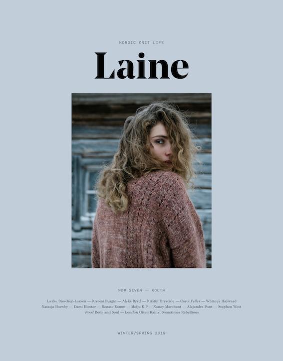 Laine Magazine 7 Kouta - ENNAKKOMYYNTI