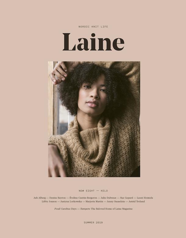 Laine Magazine 8 Kelo