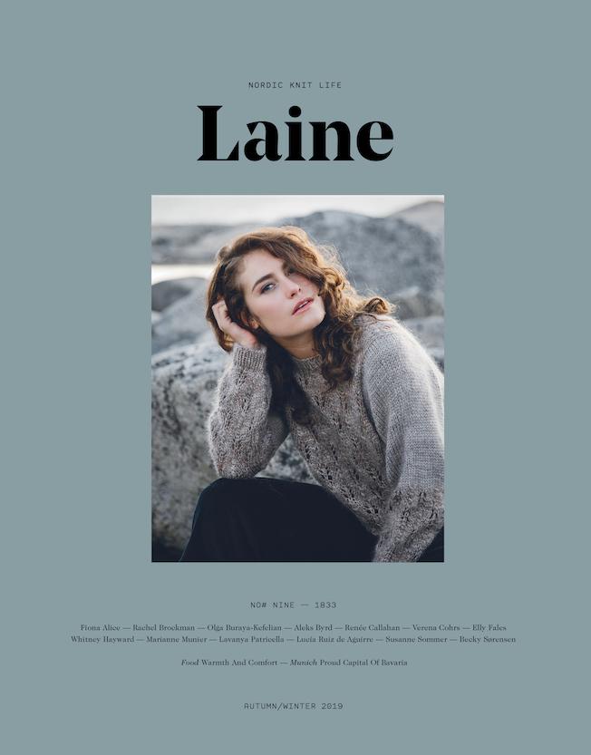 Laine Magazine 9 - 1833