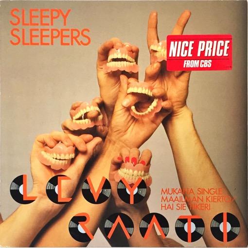 Sleepy Sleepers - Levyraati