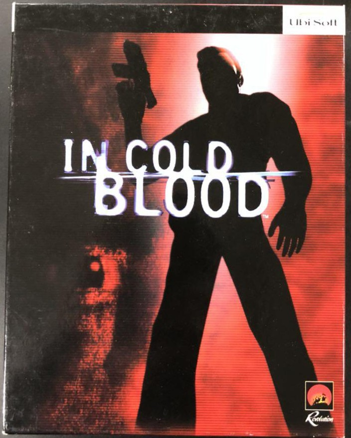 In Cold Blood Pc Big Box