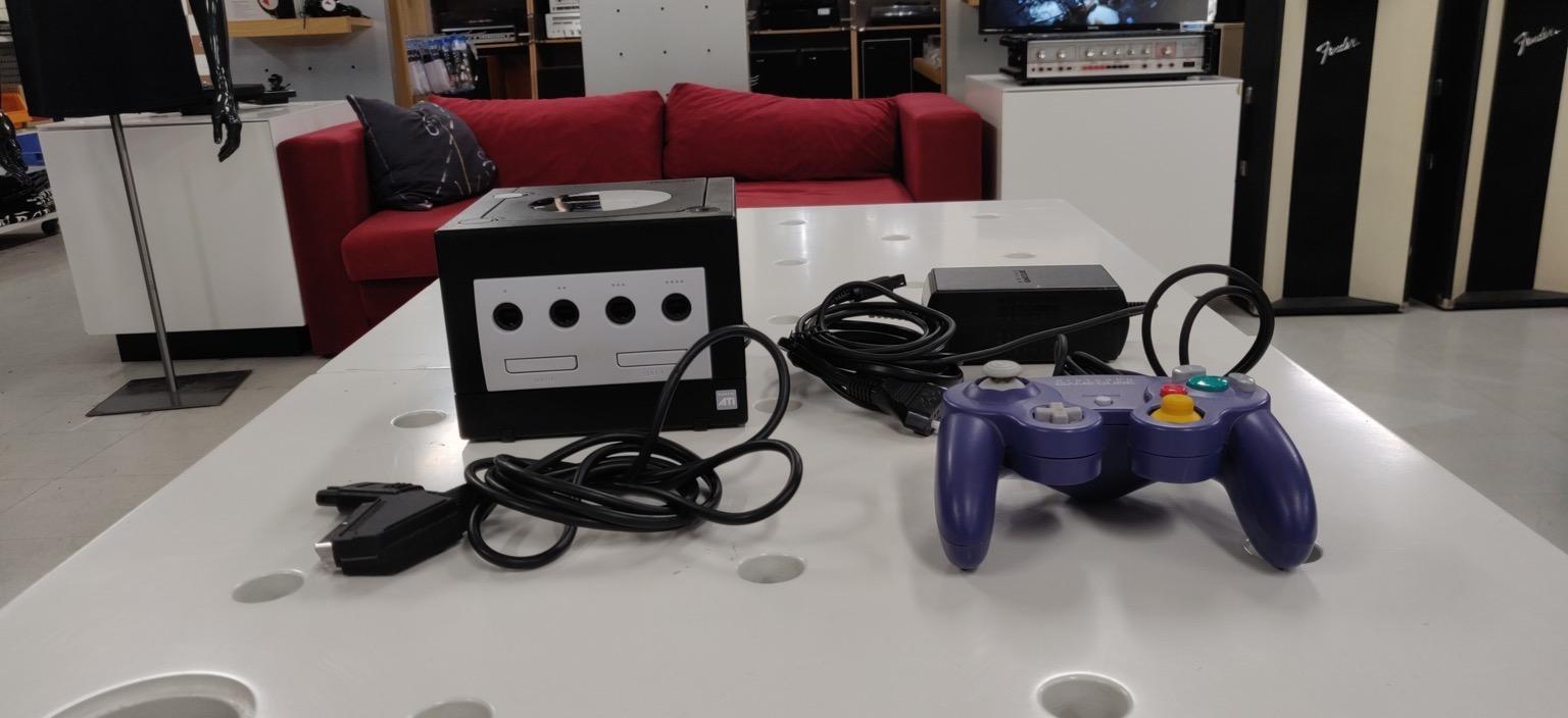 GameCube konsolipaketti