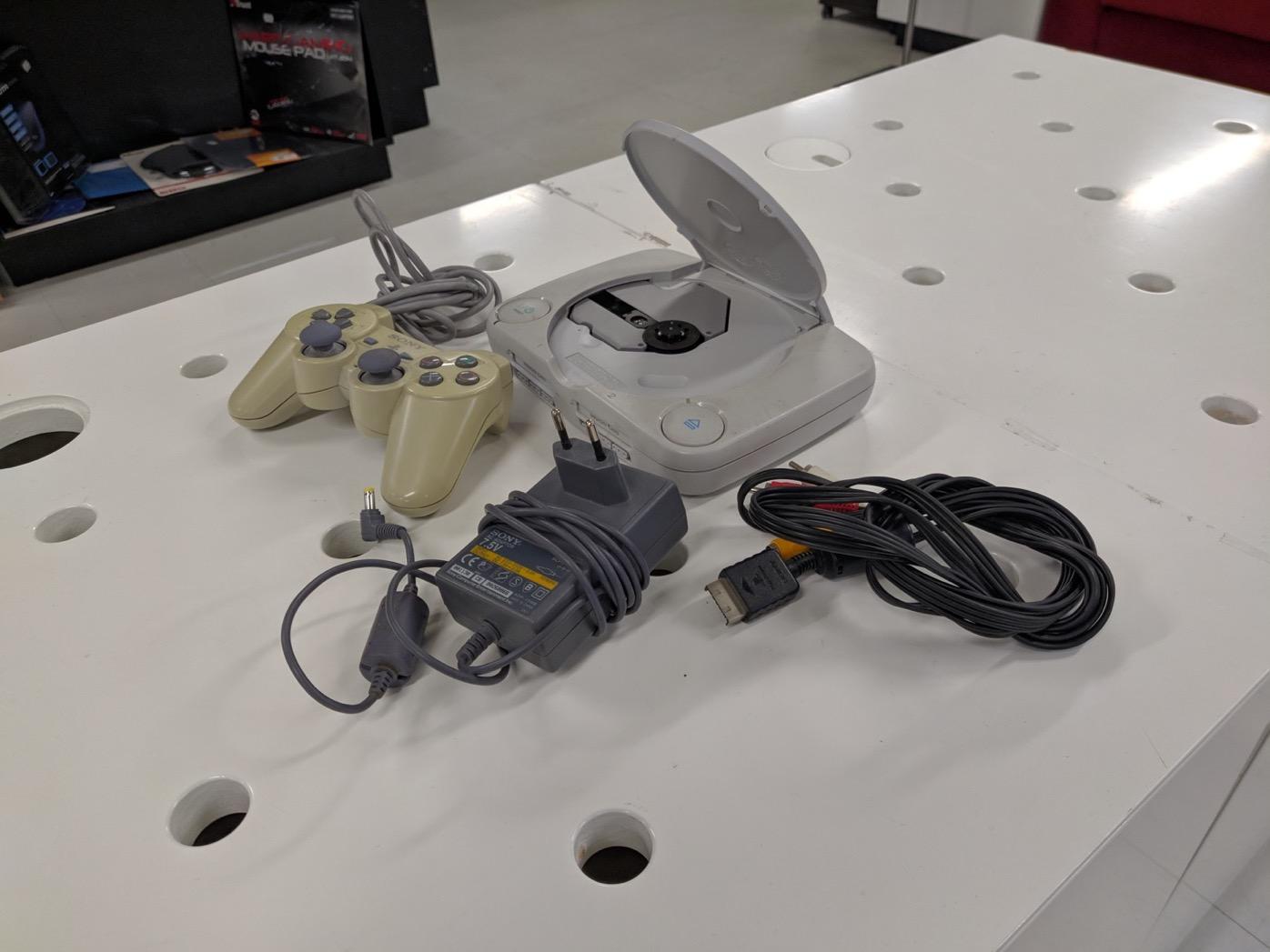 Playstation One Konsolipaketti