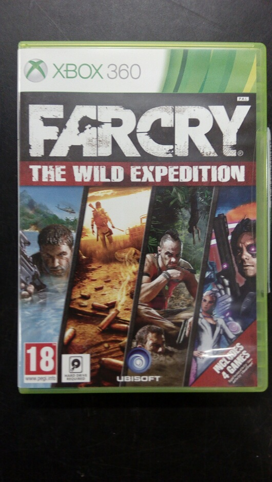 Farcry The Wild Expedition