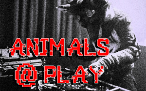 Animals @ Play Vol 2.0 Attendance fee
