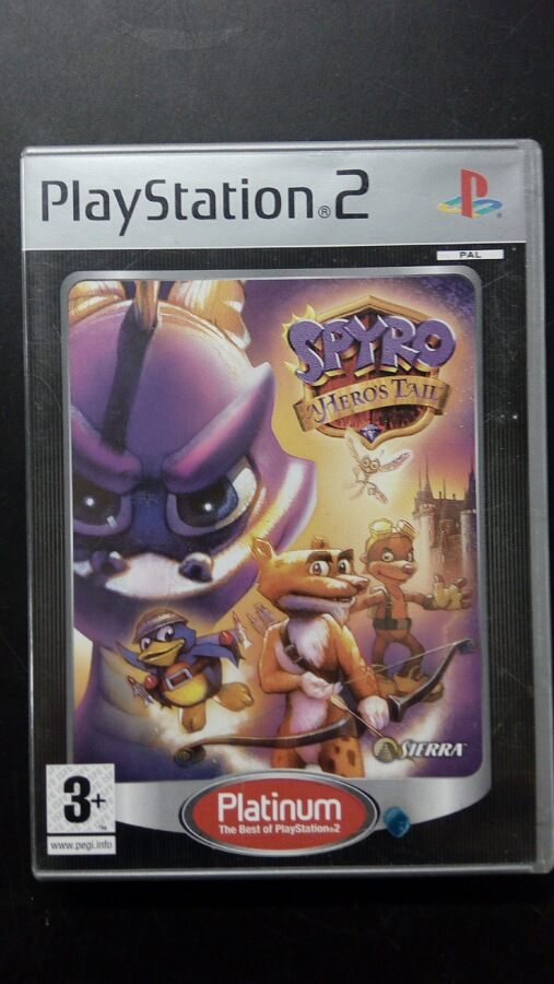 Spyro : A Heros Tail