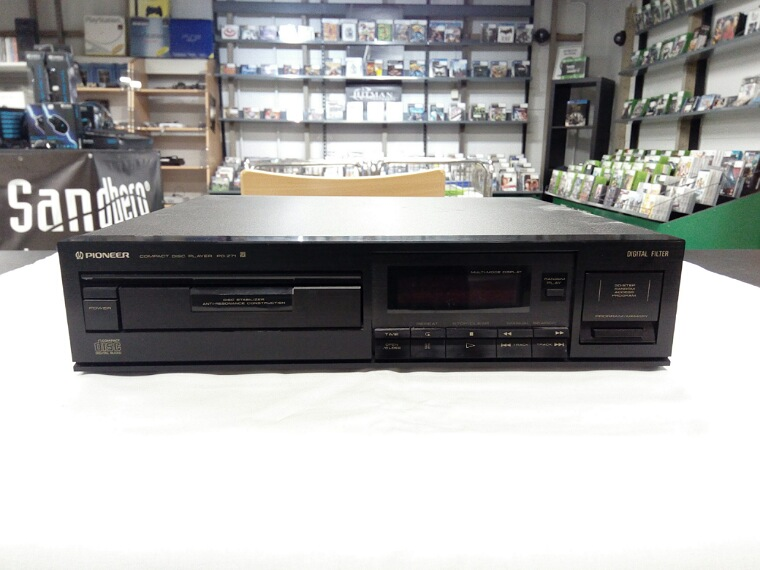 Pioneer PD-Z71 CD-Soitin