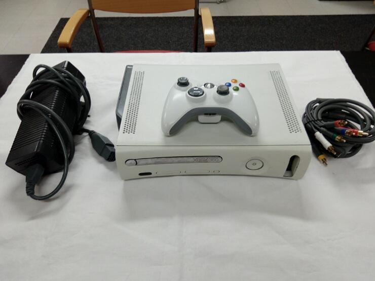 Xbox 360 Konsolipaketti (20Gb)