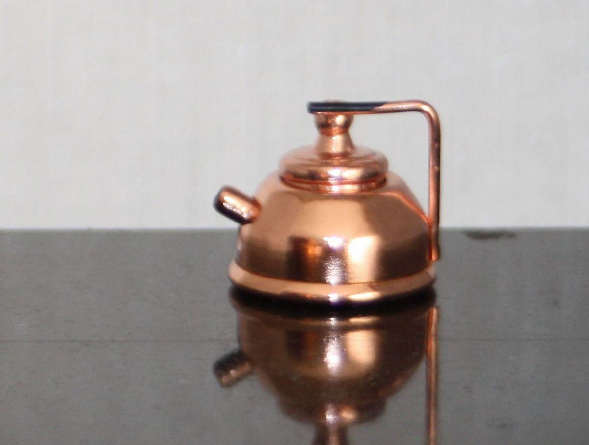 Kahvipannu, vesipannu kuparipannu