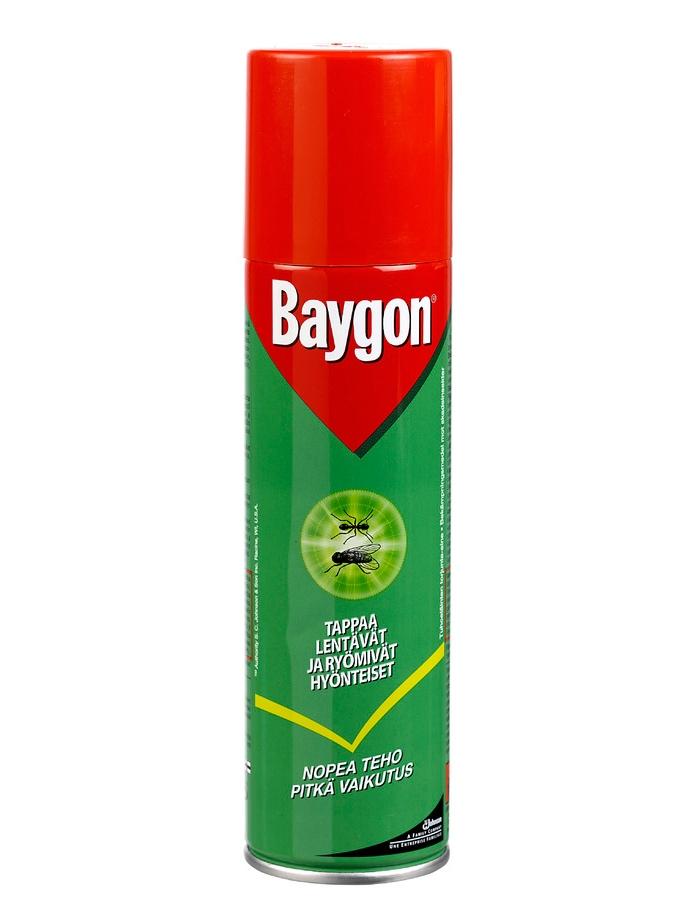 BAYGON AEROSOLI 400ML