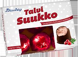 BRUNBERG SUUKKO TALVISUUKKO 6 KPL