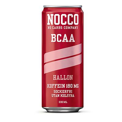 NOCCO BCAA VADELMA 330ML