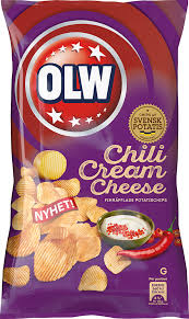 OLW CHILI CREAM CHEESE 175G