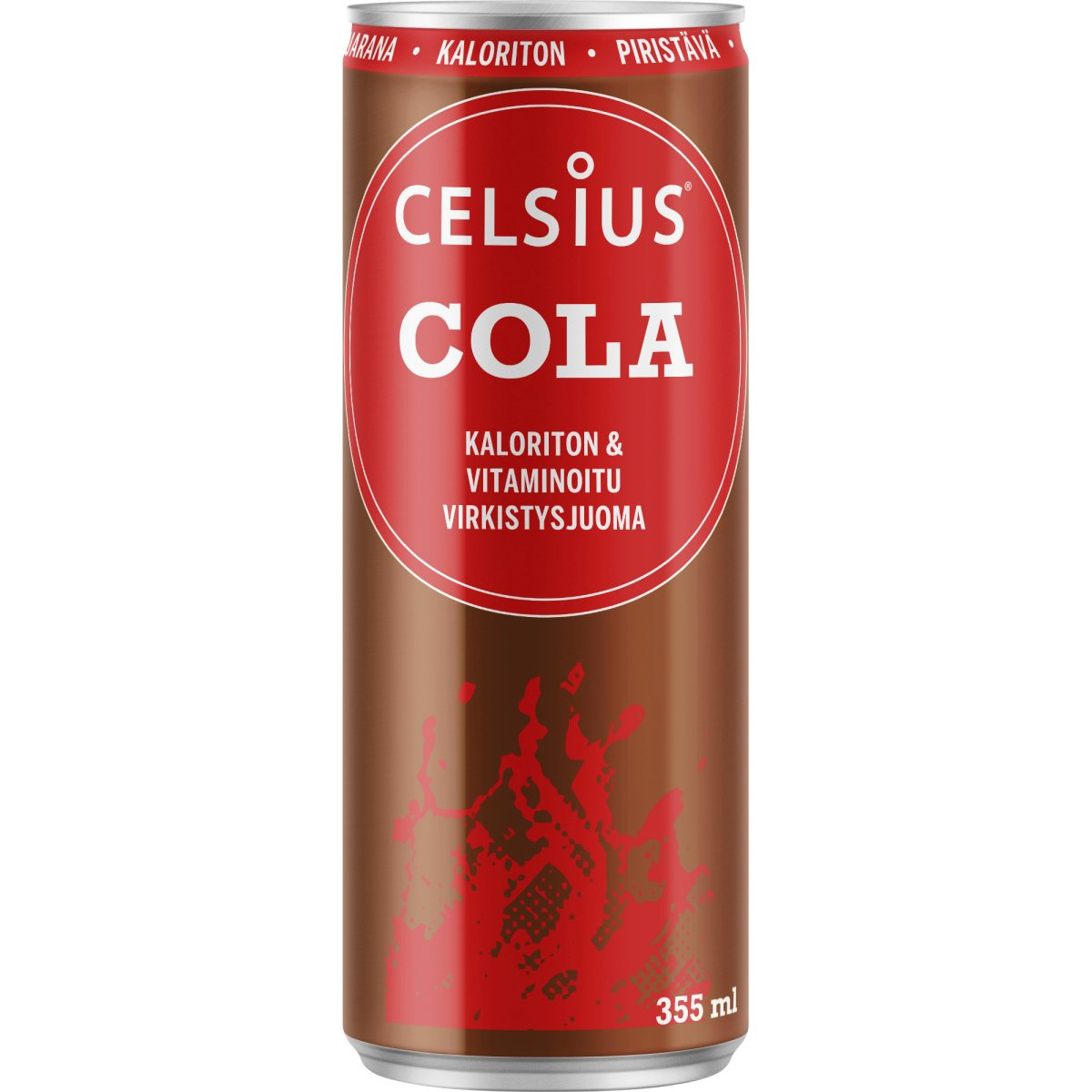 CELCIUS COLA 355ML
